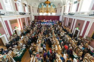 PBFA Cambridge Book Fair 2019 (2 day)