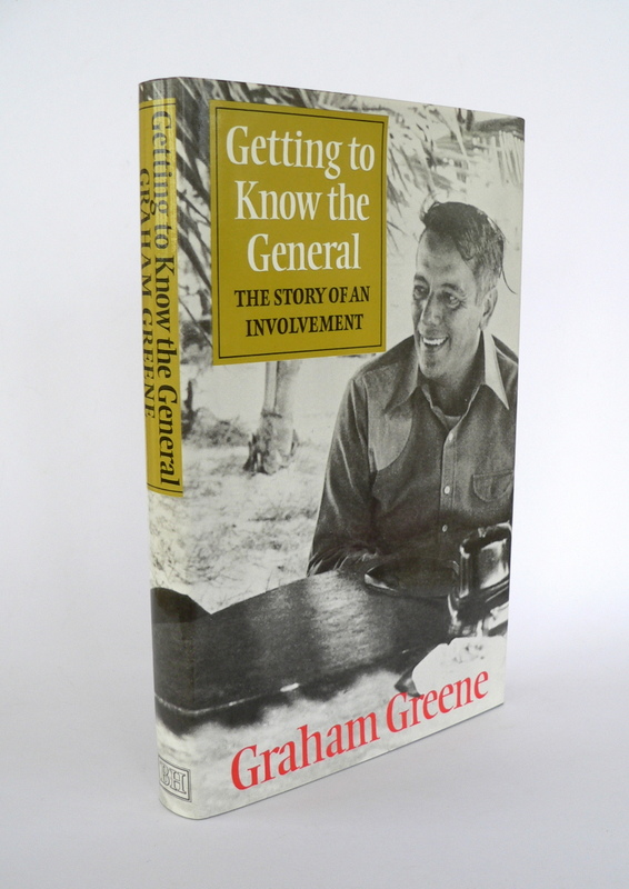 Getting to Know the General. Graham GREENE.