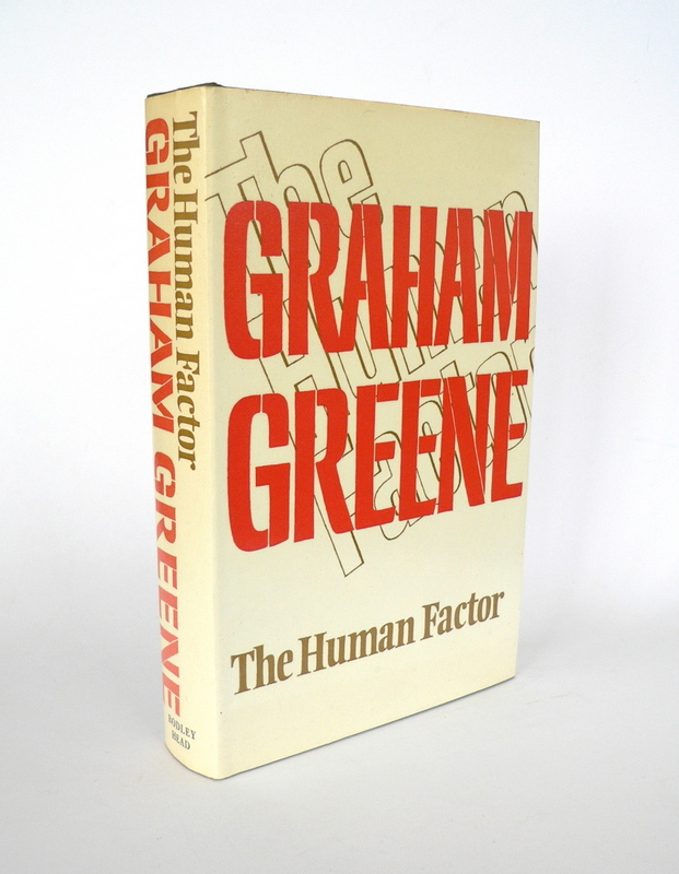 The Human Factor. Graham GREENE.