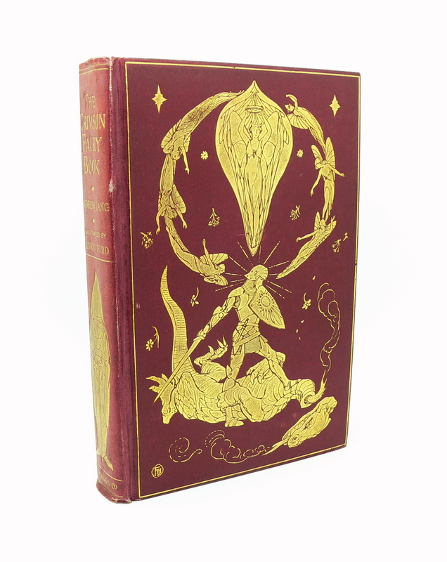 The Crimson Fairy Book. Andrew LANG.