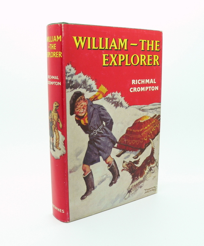 William the Explorer. Richmal CROMPTON.