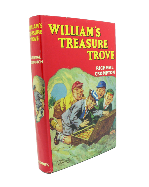 William's Treasure Trove. Richmal CROMPTON.
