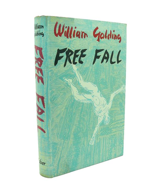 Free Fall. William GOLDING.
