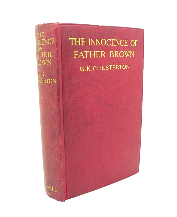 The Innocence of Father Brown. G. K. CHESTERTON.