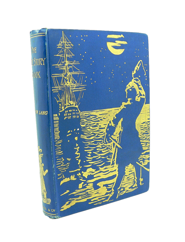 The True Story Book. Andrew LANG.