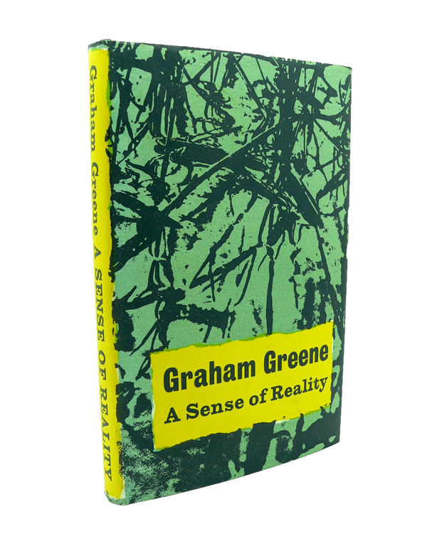 A Sense of Reality. Graham GREENE.