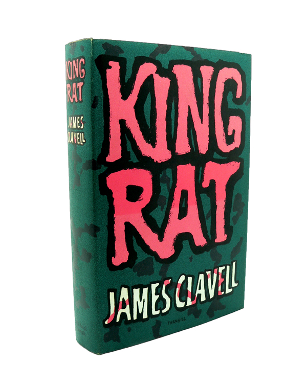 King Rat. James CLAVELL.