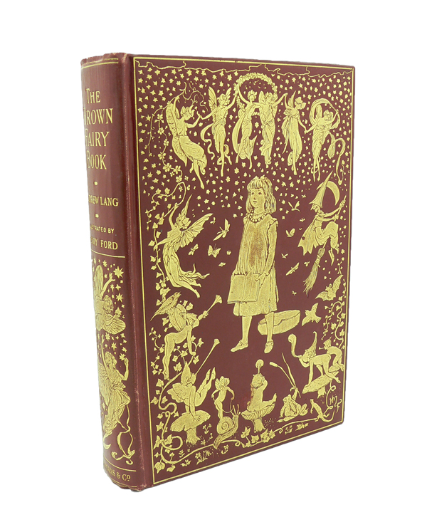 The Brown Fairy Book. Andrew LANG.