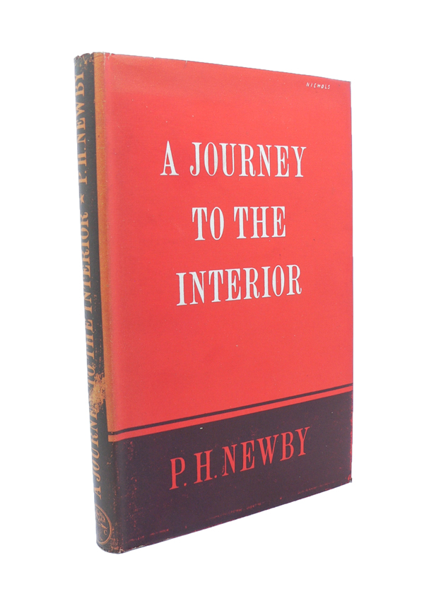A Journey to the Interior. P. H. NEWBY.