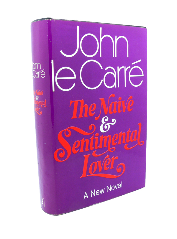 The Naive and Sentimental Lover. John LE CARRE.