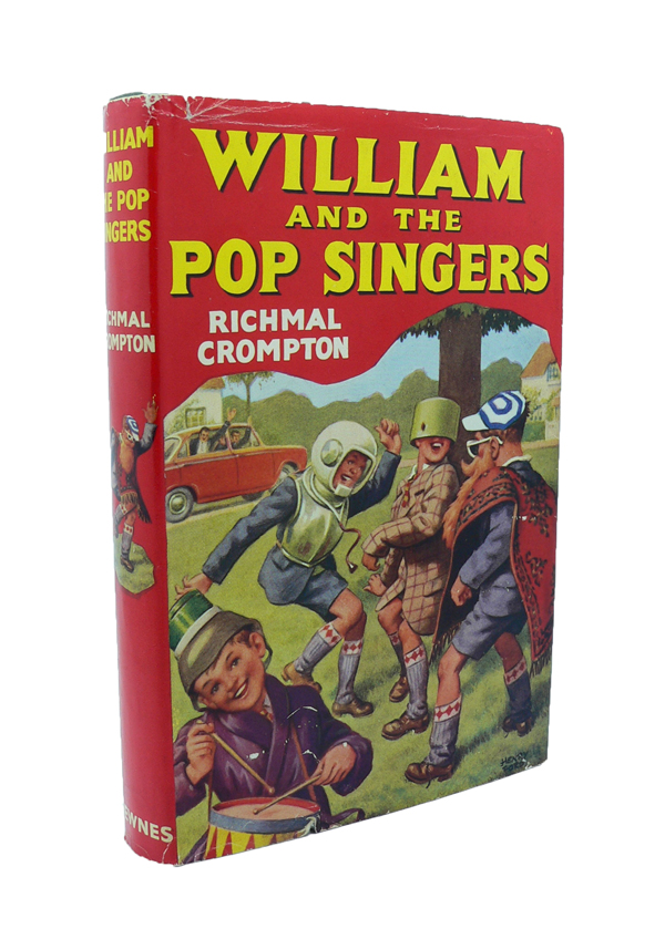 William and the Pop Singers. Richmal CROMPTON.