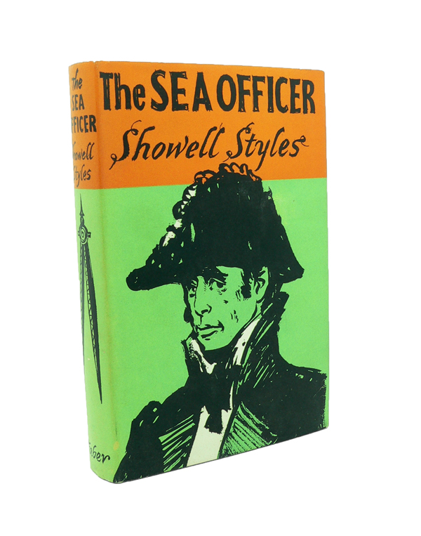 The Sea Officer. Showell STYLES.