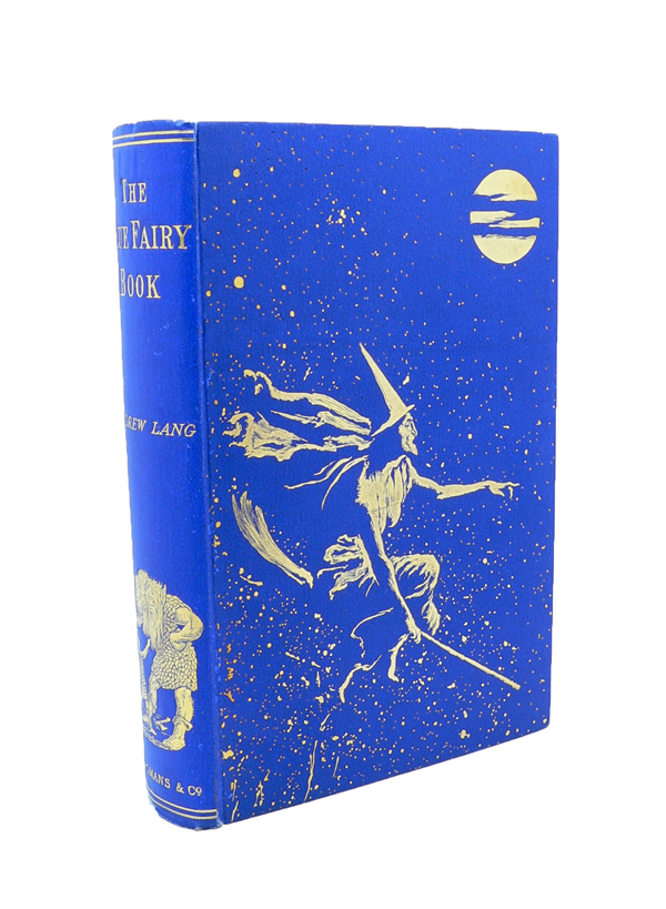The Blue Fairy Book - Fifth Edition. Andrew LANG.