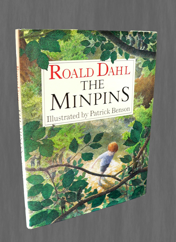 The Minpins - Special Presentation Proof Edition (500 copies). Roald DAHL.