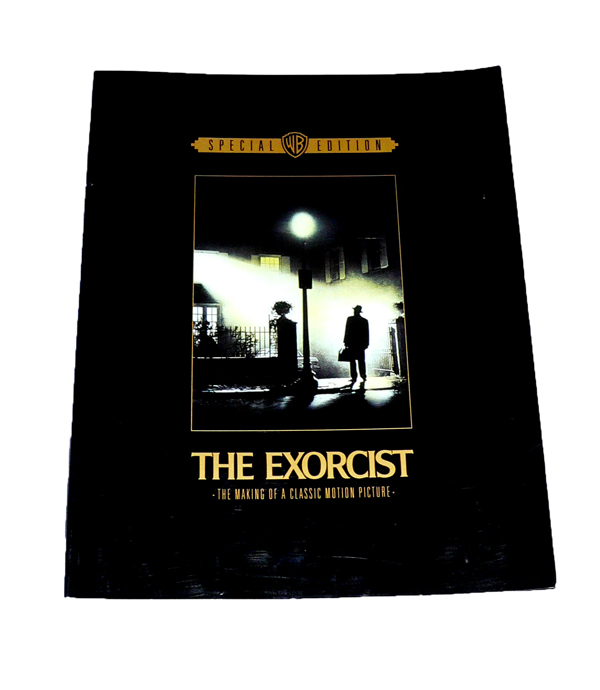The Exorcist 25th Anniversary Special Edition - The Making of a Classic Motion Picture. William Peter BLATTY, Trevor WILLSMER.