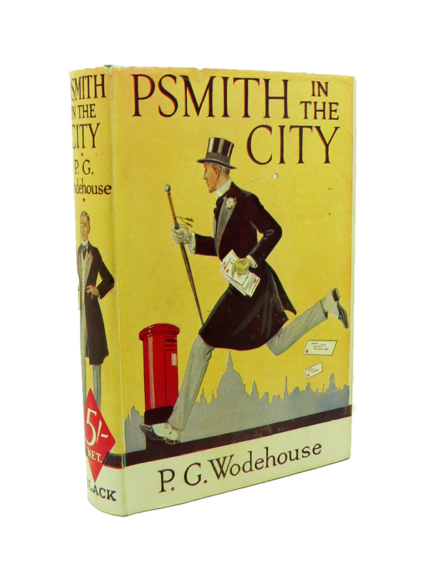 PSmith in the City. P. G. WODEHOUSE.