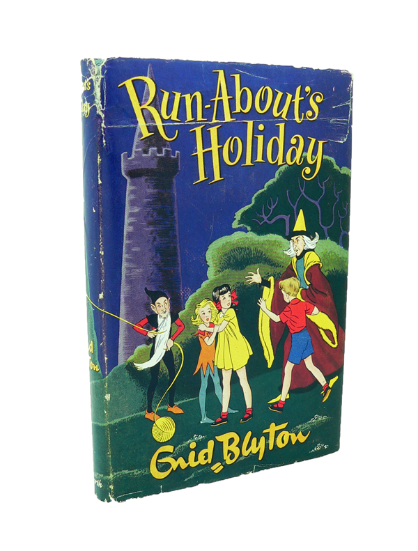 Run-abouts Holiday. Enid BLYTON.