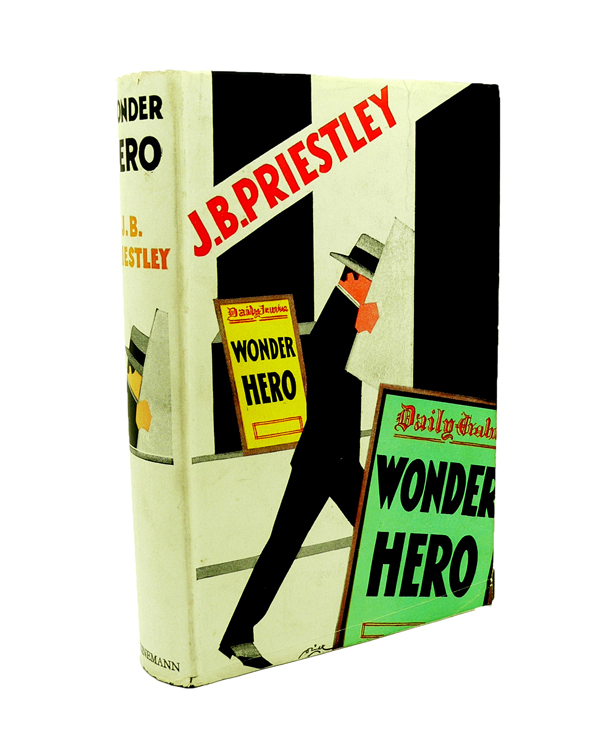 Wonder Hero. J. B. PRIESTLEY.