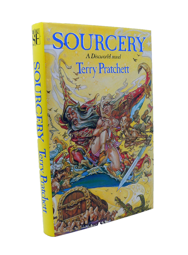 Sourcery. Terry PRATCHETT.