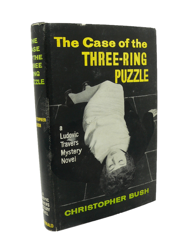The Case of the Three-Ring Puzzle. Christopher BUSH.