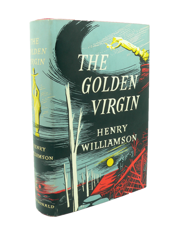 The Golden Virgin. Henry WILLIAMSON.