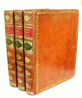 The Faerie Queene with an Exact Collation of the Two Original Editions Published by Himself at London in Quarto. To which is added a New Life of the author [by Dr Thomas Birch], and also a Glossary