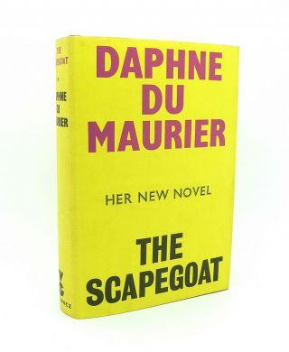 The Scapegoat - Signed by Daphne Du Maurier