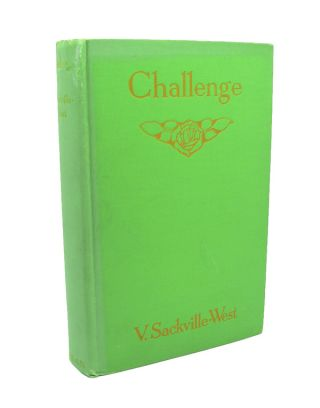 Challenge. Vita SACKVILLE-WEST.
