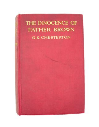 The Innocence of Father Brown.