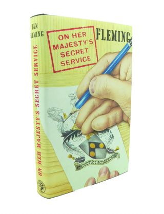 On Her Majesty's Secret Service. Ian FLEMING.