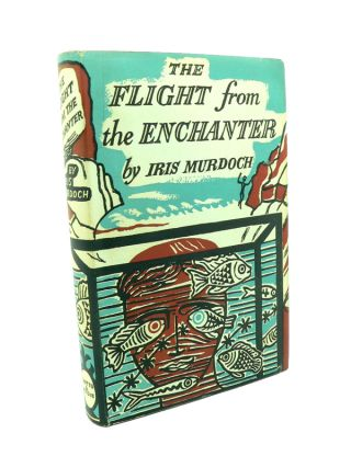 The Flight from the Enchanter. Iris MURDOCH.