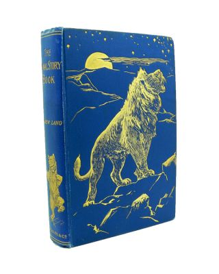 The Animal Story Book. Andrew LANG.