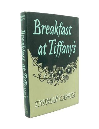 Breakfast at Tiffany's. Truman CAPOTE.