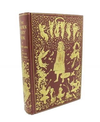 The Brown Fairy Book. Andrew LANG