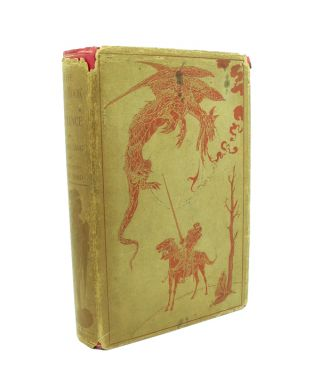 The Red Book of Romance. Andrew LANG