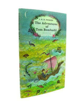 The Adventures of Tom Bombadil. J. R. R. TOLKIEN.