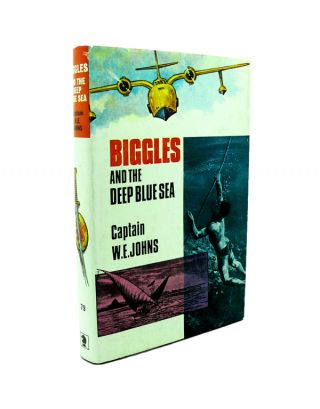 Biggles and the Deep Blue Sea.