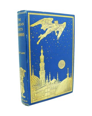 The Arabian Nights Entertainments. Andrew LANG.