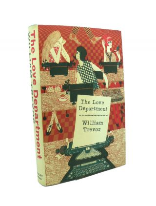 The Love Department. William TREVOR.