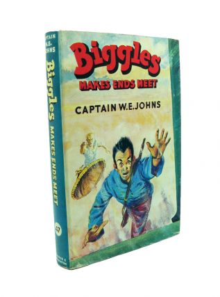 Biggles Makes Ends Meet. W. E. JOHNS.