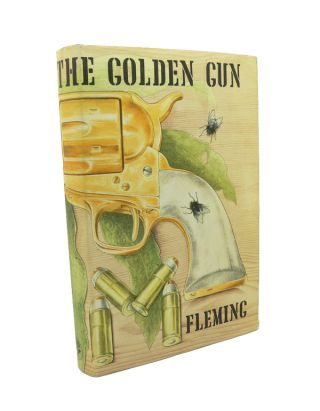 The Man with the Golden Gun. Ian FLEMING.