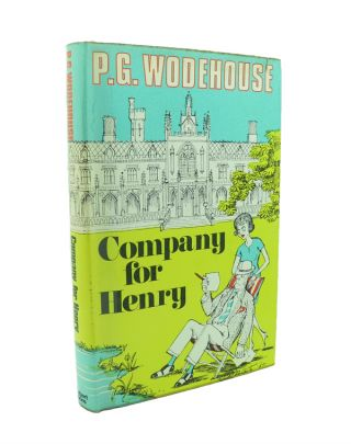 Company for Henry. P. G. WODEHOUSE.