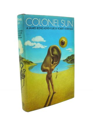Colonel Sun. Kingsley AMIS.
