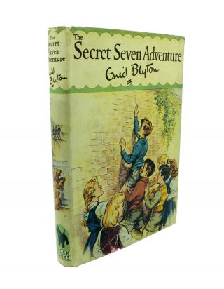 The Secret Seven Adventure. Enid BLYTON.