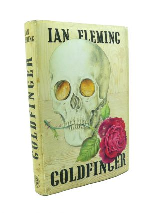 Goldfinger. Ian FLEMING.