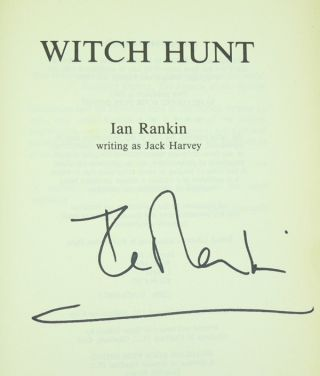 Witch Hunt.