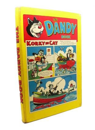 The Dandy Book (Annual) 1958. Dudley WATKINS