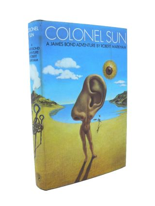 Colonel Sun. Kingsley AMIS