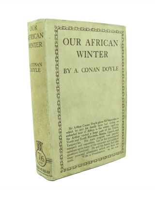 Our African Winter. Arthur Conan DOYLE