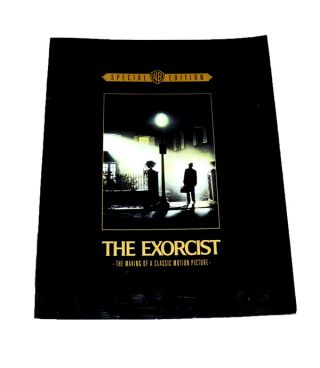 The Exorcist 25th Anniversary Special Edition - The Making of a Classic Motion Picture. William...